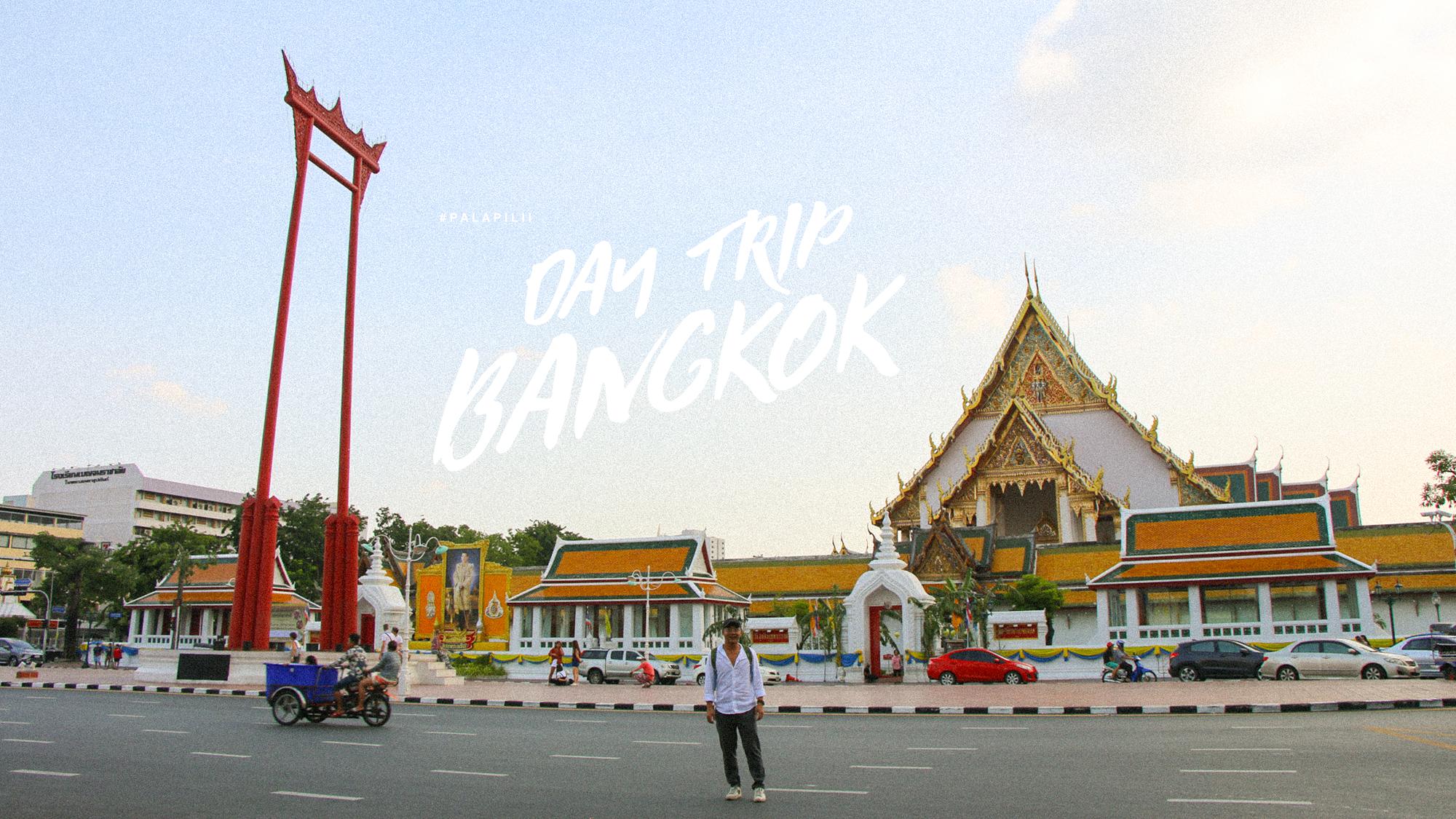 DAY TRIP BANGKOK วันว่าง ๆ กลางกรุง และการทำบุญโลงศพ